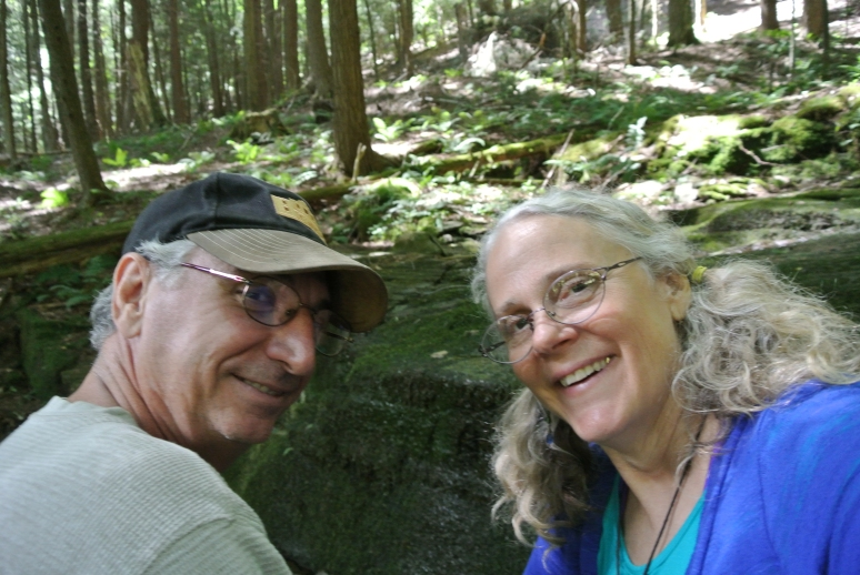 First Hike, Nature Conservancy, Walton, NY